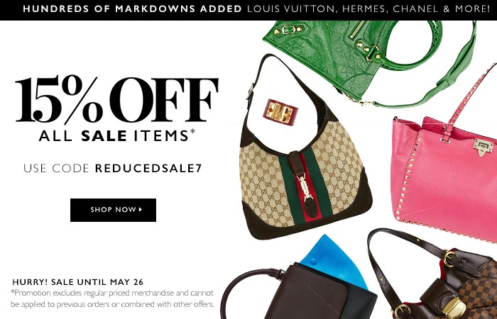May Sale on Sale