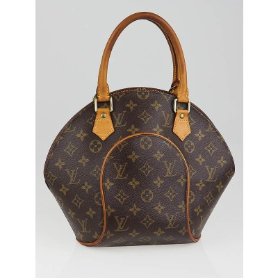 Louis Vuitton Monogram Canvas Ellipse PM Bag w/ Strap
