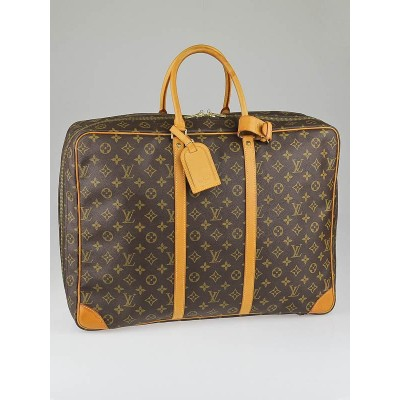 Louis Vuitton Monogram Canvas Sirius 50 Bag