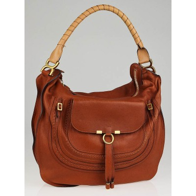 Chloe Leather Marcie Animation Hobo Bag