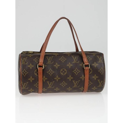 Louis Vuitton Vintage Monogram Canvas Papillon 26 Bag