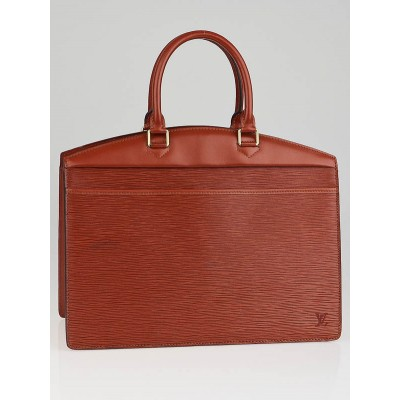Louis Vuitton Kenyan Fawn Epi Leather Riviera Bag