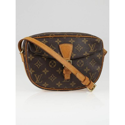 Louis Vuitton Monogram Canvas Jeune Fille PM Bag
