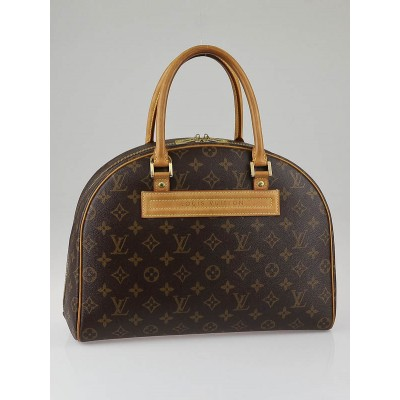 Louis Vuitton Monogram Canvas Nolita Bag