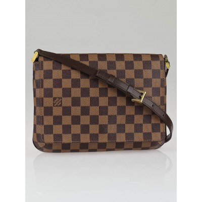 Louis Vuitton Damier Canvas Musette Tango Bag