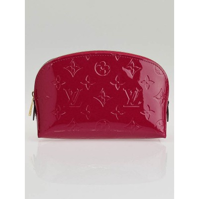 Louis Vuitton Indian Rose Monogram Vernis Cosmetic Pouch
