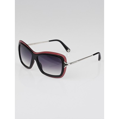 Louis Vuitton Two-Tone Metal and Resin Frame Poppy Sunglasses