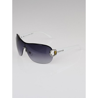 Gucci Rimless Gradient Tint Bamboo Sunglasses 2875-S