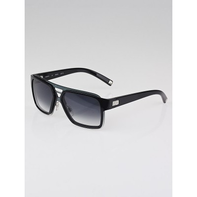 Louis Vuitton Black Acetate Frame Enigme GM Sunglasses