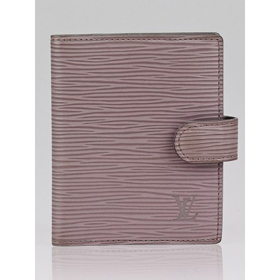 Louis Vuitton Lilac Epi Leather Small Card Holder Wallet