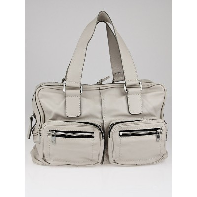 Chloe Dauphin Leather Betty Satchel Bag