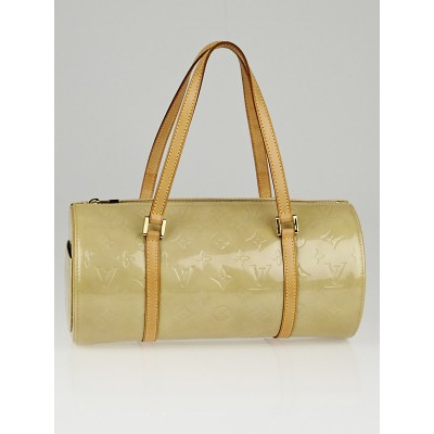 Louis Vuitton Beige Monogram Vernis Bedford Bag