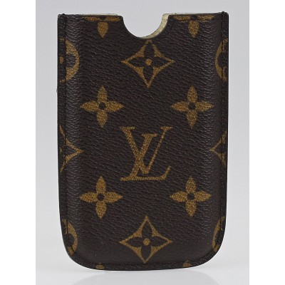 Louis Vuitton Monogram Canvas iPhone 3G Case