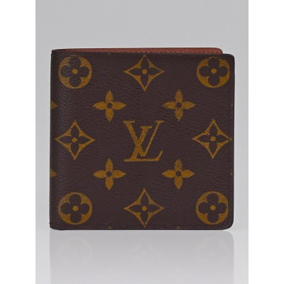Louis Vuitton Monogram Canvas Marco Wallet