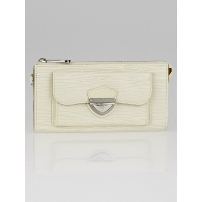 Louis Vuitton Ivory Epi Leather Astrid Wallet