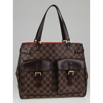 Louis Vuitton Damier Canvas Uzes Tote Bag