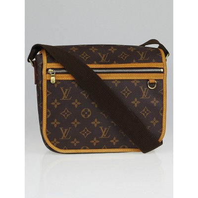 Louis Vuitton Monogram Canvas Bosphore PM Messenger Bag