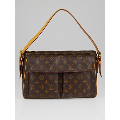 Louis Vuitton Monogram Canvas Viva-Cite GM Bag