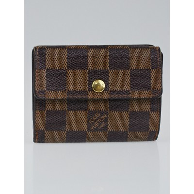 Louis Vuitton Damier Canvas Ludlow Wallet