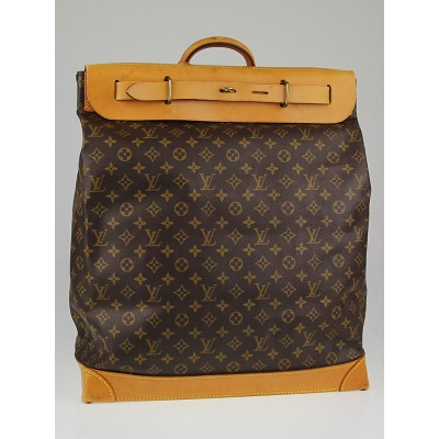 Louis Vuitton Monogram Canvas Steamer 45 Bag