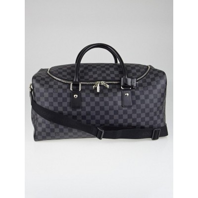 Louis Vuitton Damier Graphite Canvas Roadster Travel/Duffel Bag