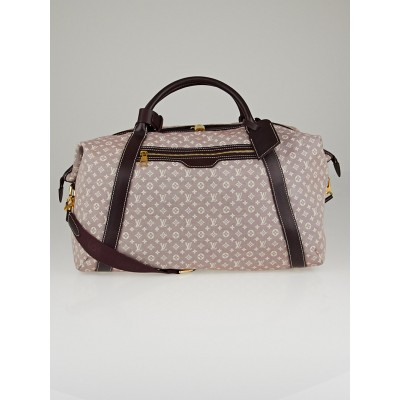 Louis Vuitton Sepia Monogram Idylle Canvas Odyssee Travel Bag
