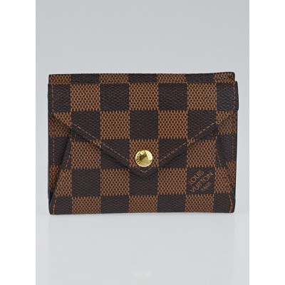 Louis Vuitton Damier Canvas Origami Compact Wallet