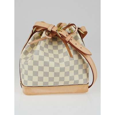 Louis Vuitton Damier Azur Canvas Noe BB Bag