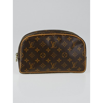 Louis Vuitton Monogram Canvas Trousse Toilette 25 Toiletry Bag