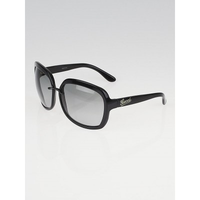 Gucci Black Frame Gradient Tint Sunglasses - 2941/S