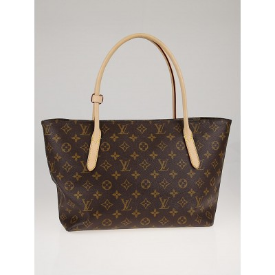 Louis Vuitton Monogram Canvas Raspail PM Tote Bag
