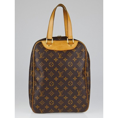 Louis Vuitton Monogram Canvas Excursion Travel Bag