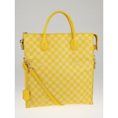 Louis Vuitton Mimosa Damier Couleur Canvas Mobil Bag