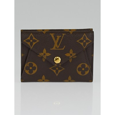 Louis Vuitton Monogram Canvas Compact Origami Wallet
