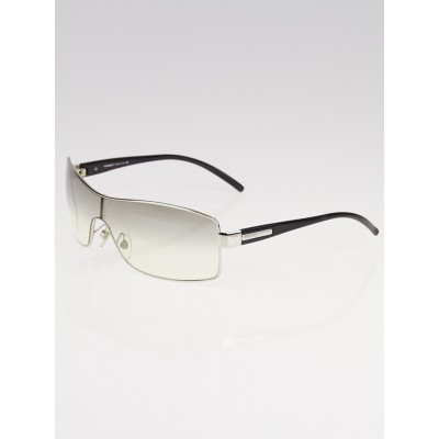 Chanel Gradient Tint Silvertone Frame Sunglasses - 4088