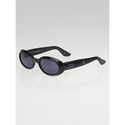 Gucci Black Frame G Logo Sunglasses - 2419