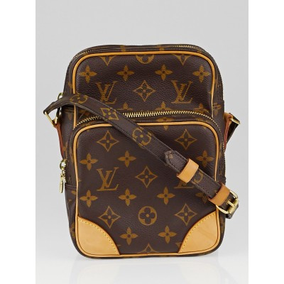 Louis Vuitton Monogram Canvas Amazone Bag