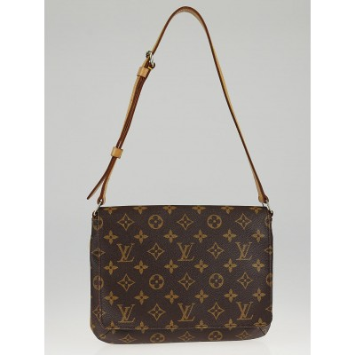 Louis Vuitton Monogram Canvas Musette Tango Bag