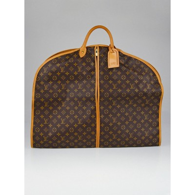 Louis Vuitton Vintage Monogram Canvas Garment Cover