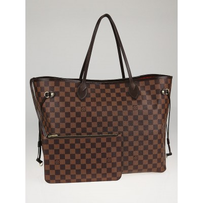 Louis Vuitton Damier Canvas NM Neverfull GM Bag