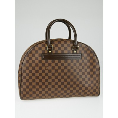 Louis Vuitton Damier Canvas Nolita 24 Heures Travel Bag