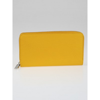 Louis Vuitton Mimosa Epi Leather Zippy Wallet