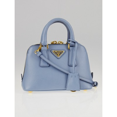 Prada Astrale Saffiano Lux Leather Mini Bag BL0851