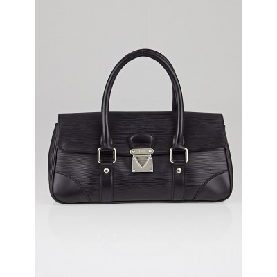 Louis Vuitton Black Epi Leather Segur PM Bag