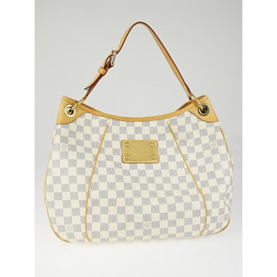 Louis Vuitton Damier Azur Canvas Galliera PM Bag