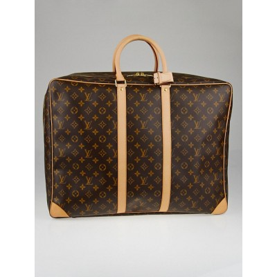 Louis Vuitton Monogram Canvas Sirius 55 Soft Suitcase