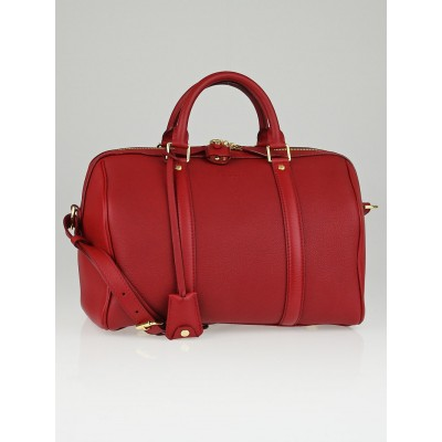Louis Vuitton Cherry Calf Leather Sofia Coppola PM Bag