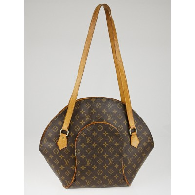 Louis Vuitton Monogram Canvas Ellipse GM Shopper Tote Bag