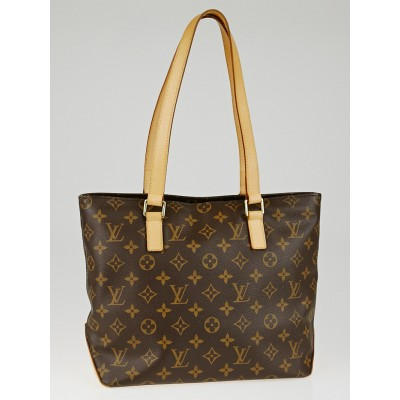 Louis Vuitton Monogram Canvas Piano Cabas Bag