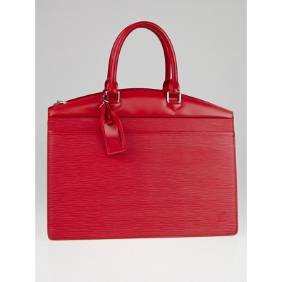 Louis Vuitton Red Epi Leather Riviera Bag